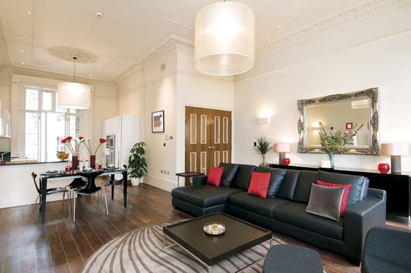 St Georges Square apartments – Pimlico
