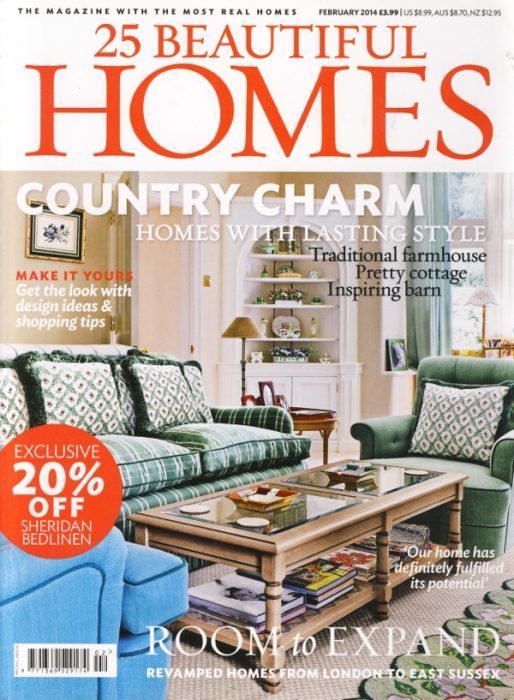 Beautiful Homes February 2014