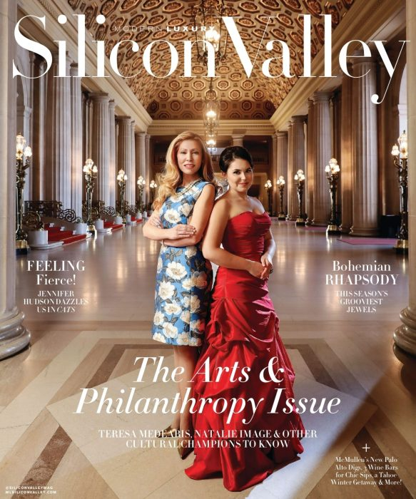 Silicon Valley The Arts & Philanthropy Issue