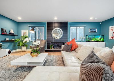 room designed by Ben Rousseau