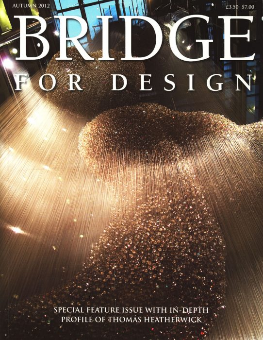 Bridge For Design Autumn 2012