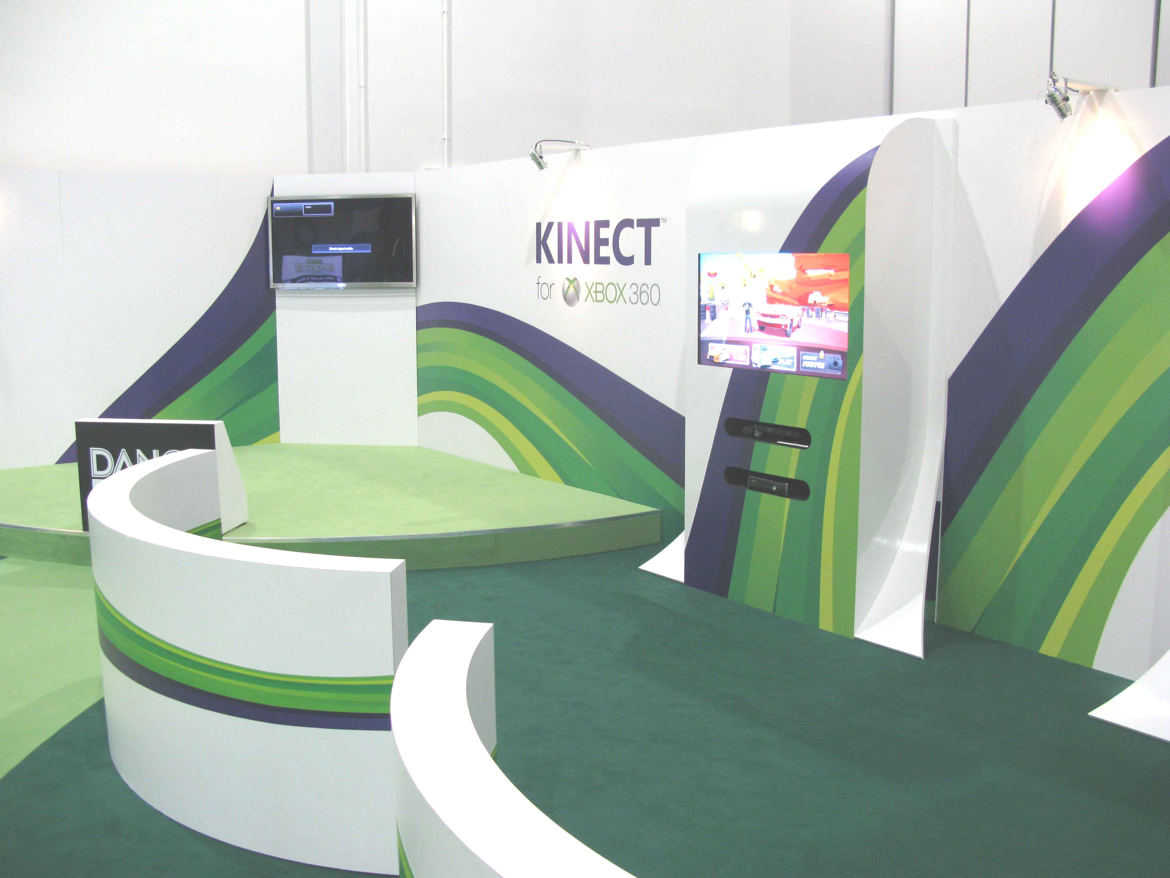 Marketing Exhibition Stand Jobs : Marketing exhibition stand design and build for xbox