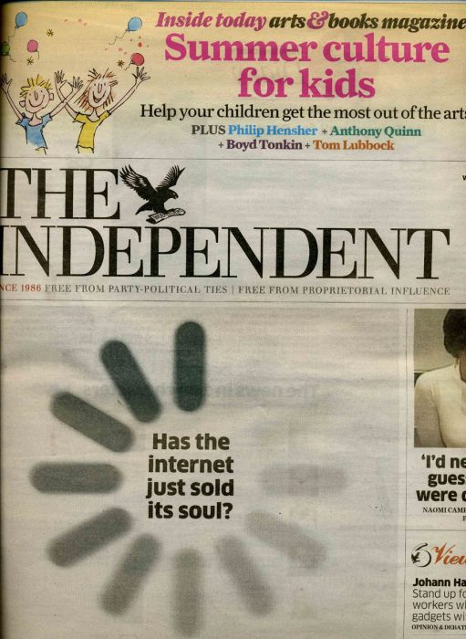 The Independent 2010