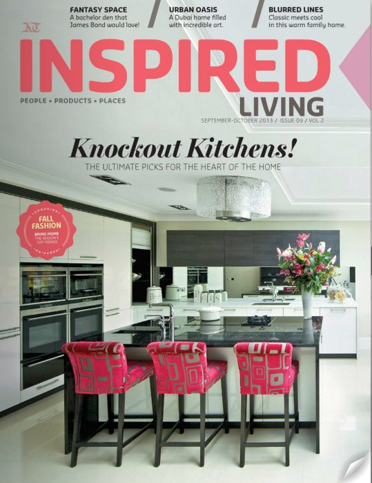 Inspired Interiors Sep-Oct 2013