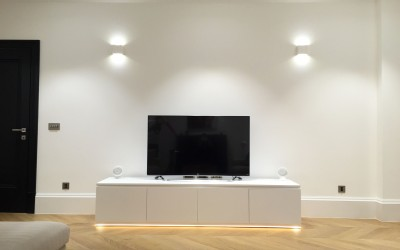 Wide and Low TV Cabinet Collection