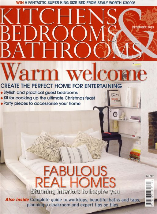 Kitchen Bedrooms and Bathrooms, December