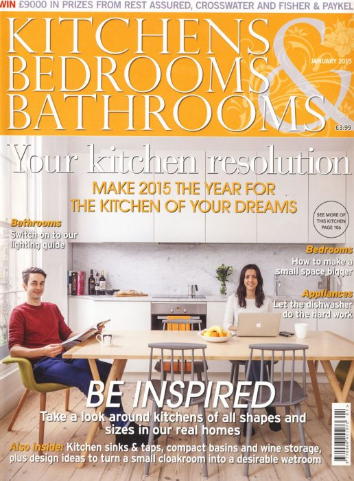 Kitchens Bedrooms Bathrooms January 2015