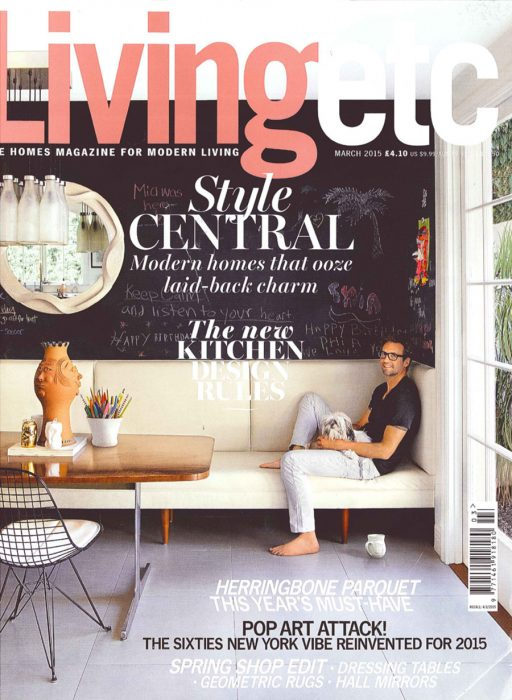 Living ETC March 2015 – Wire Bubble Chair