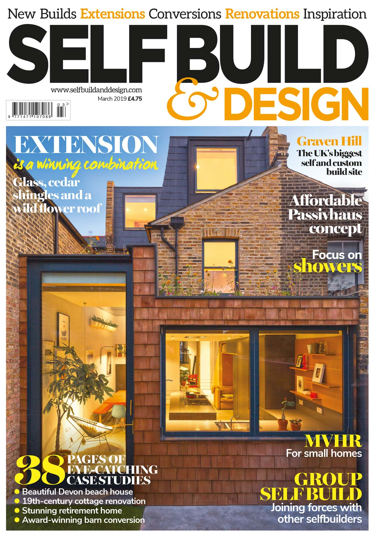Selfbuild & Design March 2019