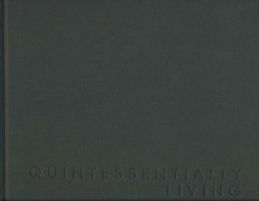 Quintessentially Living Volume 1 2009