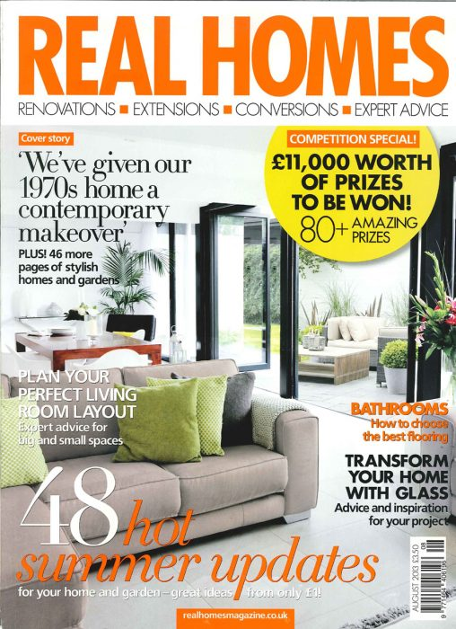 Real Homes Aug 2013