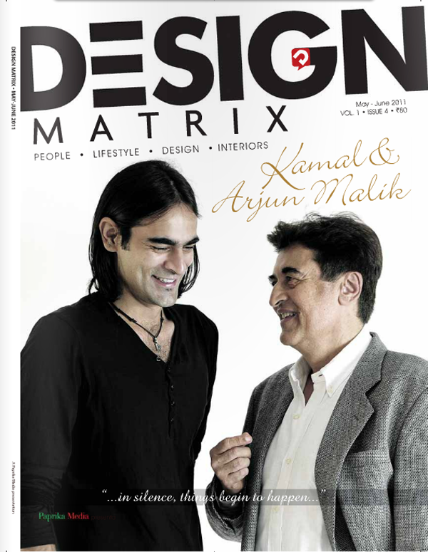 Design Matrix India May-Jun 2011