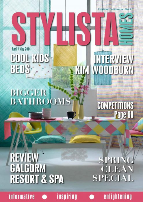 Stylista Homes April-May 2014