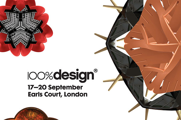 Rousseau Design to exhibit at 100% Design – September 17th