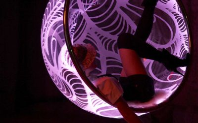 Wagiman – Illuminated Bubble Chair